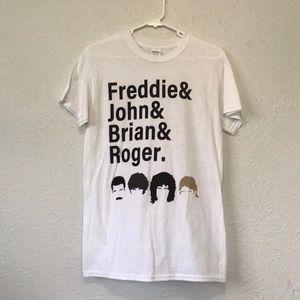 Queen Band T-shirt